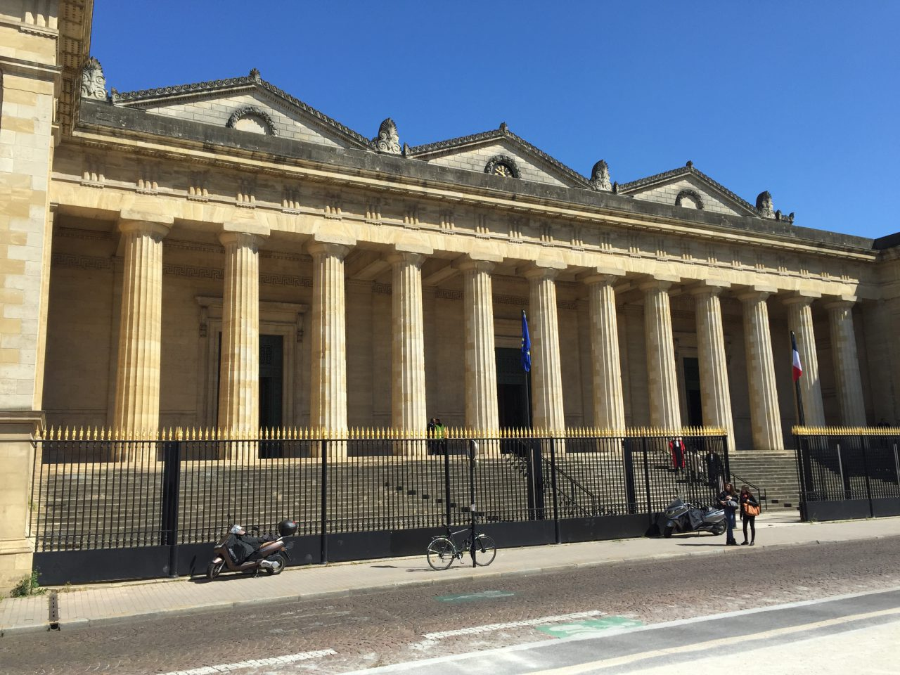 Cour d'appel de Bordeaux